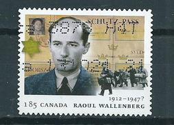 2013 Canada $1.85 Raoul Wallenberg Used/gebruikt/oblitere