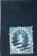 QUEENSLAND 1869-76 O