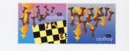 Angola 2003-Echec-YT 1563/4***MNH