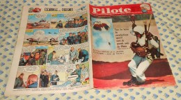 Pilote. N°171 (31/01/1963) Complet. Tous Les Heros Du Parachutisme Sportif Sont De Grands Amis De Pilote - Pilote