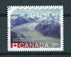 2015 Canada $2.50 Unesco,glacier Bay Used/gebruikt/oblitere
