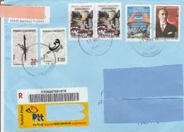 Z3] Enveloppe Recommandé Registered CoverTurquie Turkey - Turkey