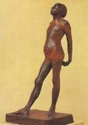 Bronze  - Edgar Degas,  Etude De Nu La Danseuse Habillee   # 05186 - Sculpturen