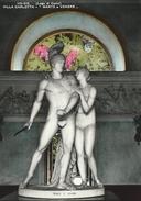 Villa Carlotta - Marte E Venere   # 05188 - Sculpturen