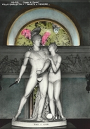 Villa Carlotta - Marte E Venere   # 05188 - Sculptures