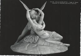 Villa Carlotta - Amore E Psiche   # 05189 - Sculpturen