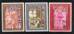 Andorra -Franc 1969 Retablo S. Juan Y=198-00 E=218-20 SG F218-20