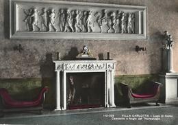 Villa Carlotta - Caminetto E Fregio Del Thorwaldsen  # 05192 - Fine Arts