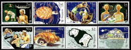 Singapore - 2016 - Singapore Myths And Legends - Sisters Islands And Kusu Island - Mint Stamp Set - Singapur (1959-...)