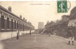 COLLEGE + TENNIS - Cambrai