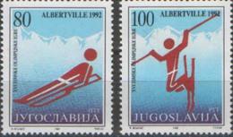 ALBERTVILLE YUGOSLAVIA OLYMPIC MI2523 - Winter 1992: Albertville
