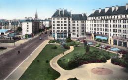 Cpsm  Caen 14 Calvados  Avenue Du 6 Juin - Caen