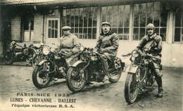 NICE(ALPES MARITIMES) PARIS_NICE(MOTOCYCLETTE) - Nice