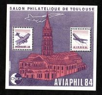 France - 1984 - Feuillet Souvenir CNEP N° 5 - Neuf ** - Aviaphil84 - Toulouse