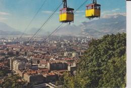 "38 Isere  Grenoble   ""  Telepherique De La Bastille  ""  Andre  N° 38"