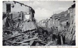 Cpa MONTAUBAN , Inondations Du Midi 1930  (sud-ouest);  Angle Faubourg Sapiac    (52.68)