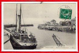 14 - HONFLEUR -- Bateau  De Southampton