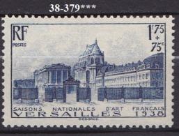 FRANCE ANNEE 1938 N° 379 NEUF*** - Unused Stamps