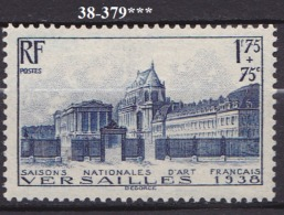 FRANCE ANNEE 1938 N° 379 NEUF*** - Nuovi