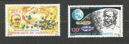 Djibouti N°523, 524 Neufs** Cote 4.20 Euros