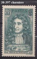 FRANCE ANNEE 1938 N° 397 NEUF Charniere Ou Trace