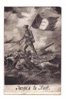 PATRIOTIQUE - HONNEUR PATRIE JUSQU'A LA MORT.. S.D.M. Vincennes -