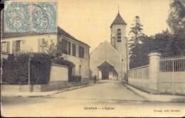 Sevran L'eglise     1906