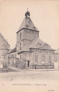 G , Cp , 02 , COUCY-le-CHÂTEAU , L'Hôtel De Ville - Non Classés