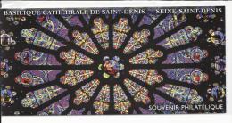 France 2015 - Basilique Cathédrale De Saint-Denis - Souvenir Blocks