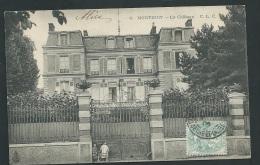 Montigny - Le Chateau - Obe0405 - Maignelay Montigny