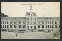 Tours - école , Place De La Liberté    - Obe0408