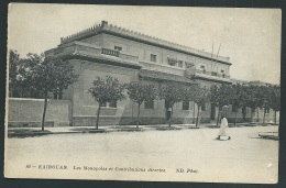 Kairouan Les Monopoles Et Contributions Directes    - Obe0413