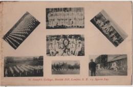 ENGLAND Saint Joseph Collège Beulah Hill London Sports Day