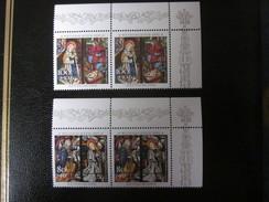 BRD Nr. 1831 / 1832 PAAR Eckrand Postfrisch** (B5)