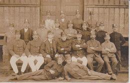 Soldaten  (S) - Weltkrieg 1914-18