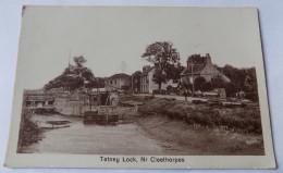 Tetney Lock - Nr Cleethorpes - Angleterre