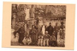 Syrie - Cpa - MAR YACOUB - Groupe D'habitants - Mission Dominicaine De Mésopotamie
