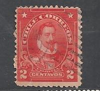 "CHILE     1911 Personalities - Inscribed ""CHILE CORREOS""       Pedro De Valdivia             Used"
