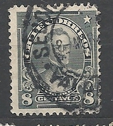 """CHILE     1911 Personalities - Inscribed """"CHILE CORREOS""""   Ramon Freire             Used"""