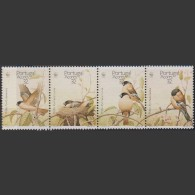 Azores (Portugal) - 1990 - Birds (MNH, **)