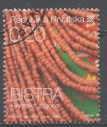 Croatia 2008. Scott #701 (U) Details From Native Costume: Bistra * - Croatie