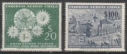 Chile - 1956 - Technical University (MNH, **)