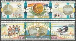 Cook Islands - 1992 - Summer Olympics 1992 (Barcelona) (MNH, **)