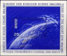 East Germany (GDR) - 1964 - International Year Of The Quiet Sun (MNH, **)