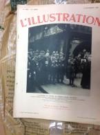 L´ILLUSTRATION N° 4880  Du 12 Septembre 1936 --  Séjour En FRANCE Du Généralissime POLONAIS - Journaux - Quotidiens