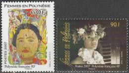 French Polynesia - 2007 - Women (MNH, **)