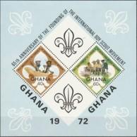 Ghana - 1972 - Scout Movement (MNH, **)