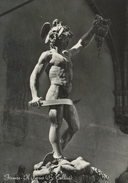 Firenze  Cellini - The Perseus.  # 05193 - Sculpturen