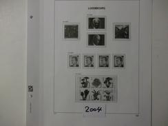 LUXEMBOURG  - DAVO LUXE  Les Feuilles De L'année 2004 - Comme Neuf  - Voir Photo - - Albums & Reliures