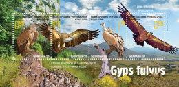 BHRS 2016- BIRDS ADLER, BOSNA AND HERZEGOVINA REPUBLIKA SRBSKA, S/S, MNH